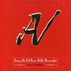 Antonello Venditti - Antonello Nel Paese Delle ( 1 CD ) - Muzica Pop