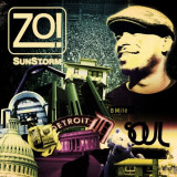 Zo! - Sunstorm ( 1 CD ) - Muzica Blues