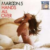 Maroon 5 - Hands All Over ( 1 CD ) - Muzica Rock