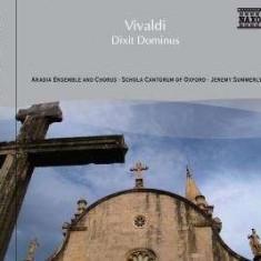 A. Vivaldi - Dixit Dominus ( 1 CD ) - Muzica Clasica
