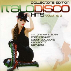 Artisti Diversi - Italo Disco Hits Vol.2 ( 1 CD ) - Muzica Dance