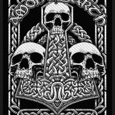 Patch Amon Amarth - Three Skulls - Patch Panel