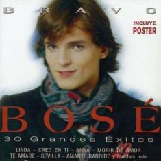 Miguel Bose - Bravo Bose ( 2 CD ) - Muzica Pop