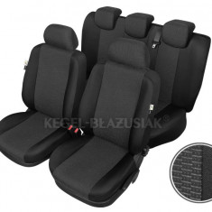 Huse scaune auto ARES pentru Ford Mondeo 2008-> set huse fata + spate - Husa Auto