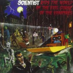Scientist - Rids the World of the.. ( 1 CD ) - Muzica Drum and Bass