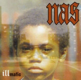 Nas - Illmatic ( 1 CD )