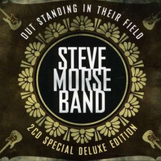 Steve Morse Band - Out Standing..- Deluxe- ( 2 CD ) - Muzica Pop