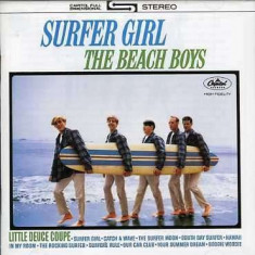 Beach Boys - Surfer Girl/ Shut Down2 ( 1 CD ) - Muzica Jazz