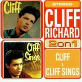 Cliff Richard - Cliff/ Cliff Sings ( 1 CD ) - Muzica Pop