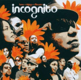 Incognito - Bees & Things & Flowers ( 1 CD )