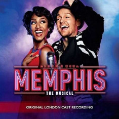 Original London Cast - Memphis ( 1 CD )