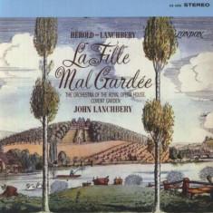 "John Lanchbery & Orchestra of the Royal Opera House - Ferdinand Herold ¢ € "" La Fille Mal Gardee ( 1 VINYL ) - Muzica Opera"
