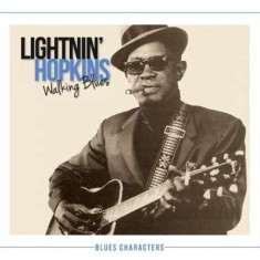 Lightnin' Hopkins - Walking Blues ( 2 CD ) - Muzica Blues