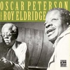Oscar Peterson - Oscar Peterson& Roy Eldr ( 1 CD ) - Muzica Jazz