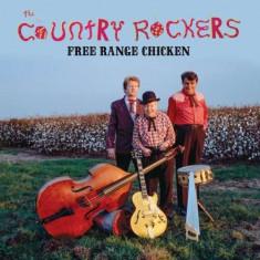 Country Rockers - Free Range Chicken ( 1 VINYL ) - Muzica Country