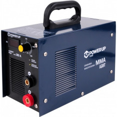 Aparat de sudura invertor MMA IGBT 180A PowerUp 73202