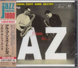 Al/Zoot Sims Cohn - From a To Z -Ltd- ( 1 CD )