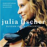 Julia Fischer - Russian Violin.. -Sacd- ( 1 CD )