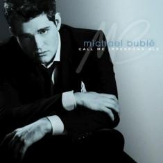 Michael Buble - Call Me Irresponsible ( 1 CD ) - Muzica Corala