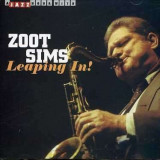 Zoot Sims - Leaping In ( 1 CD )