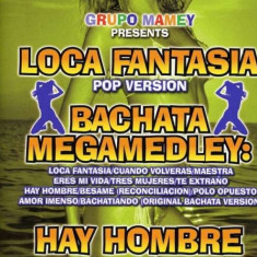 Grupo Mamey - Loca Fantasia( Pop.. ( 1 CD ) - Muzica Ambientala