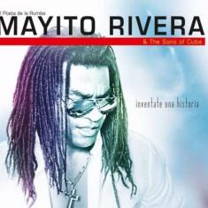 Mayito Rivera - Inventate Una Historia ( 1 CD ) - Muzica Latino