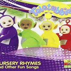 Teletubbies - Nursery Rhymes & Other.. ( 1 CD ) - Muzica Pop