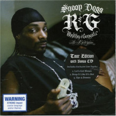 Snoop Dogg - R&G (Rhythm & Gangsta) ( 2 CD ) - Muzica Pop