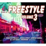 Artisti Diversi - World of Freestyle Vol.3 ( 2 CD )