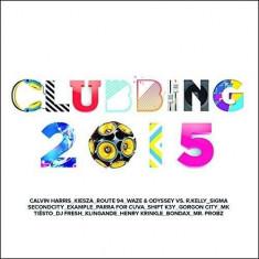 V/A - Clubbing 2015 ( 2 CD ) - Muzica Dance