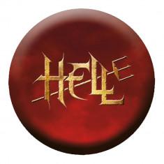 Insigna Hell - Logo - Insigna Barbati
