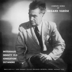 Edgard Varese - Complete Works -Ltd- ( 1 VINYL ) - Muzica Clasica