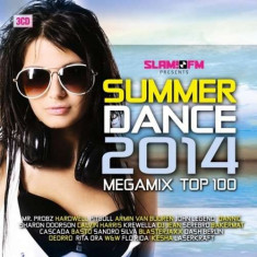 V/A - Slam! Summerdance 2014.. ( 3 CD ) - Muzica Dance