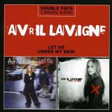 Avril Lavigne - Let Go/Under My Skin ( 2 CD )