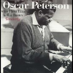 Oscar Peterson - Tenderly ( 1 VINYL ) - Muzica Jazz