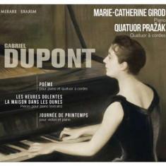 G. Dupont - Piano Works ( 1 CD ) - Muzica Clasica