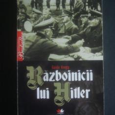 GUIDO KNOPP - RAZBOINICII LUI HITLER - Istorie