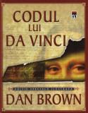Codul lui Da Vinci  [editie speciala ilustrata]  -  Dan  Brown, Rao