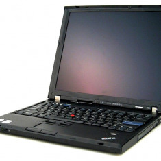 IBM Lenovo T61, Intel Core 2 Duo T7300, 2.0Ghz, 2Gb DDR2, 160Gb, Combo, Umbre display, baterie nefunctionala - Laptop IBM