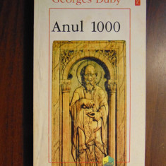 Anul 1000 - Georges Duby (Polirom, 1996) - Istorie