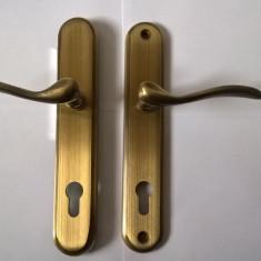 Maner de siguranta pentru usi de intrare - Incuietoare, maner si accesorii usa