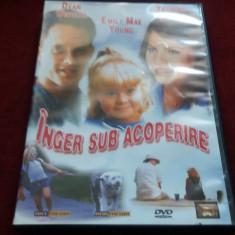 DVD FILM INGER SUB ACOPERIRE - Film comedie, Romana