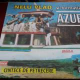 DISC VINIL NELU VLAD SI FORMATIA AZUR - Muzica Lautareasca