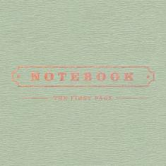 Park Kyung - Notebook ( 1 CD ) - Carte Postala Muntenia 1904-1918