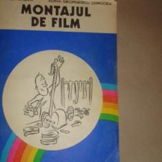 Montajul de film an 1987/246pag- Aurel Masca ,Adina Obrocea