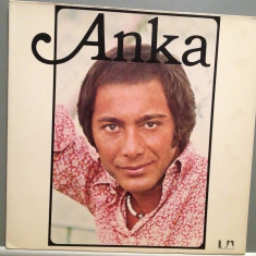 PAUL ANKA - ANKA (1974/UNITED ARTISTS REC /RFG) - Vinil/Impecabil(NM) - Muzica Pop rca records