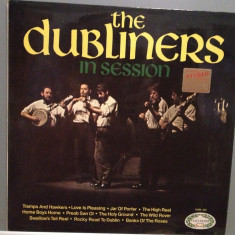 THE DUBLINERS - IN SESSION (1964/HALLMARK REC/ENGLAND) - Vinil/IMPECABIL(NM) - Muzica Folk Eagle