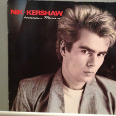 NIK KERSHAW - HUMAN RACING (1984/WARNER REC/RFG) - Vinil/POP/IMPECABIL(NM) - Muzica Pop