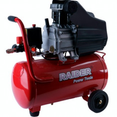 Compresor de aer 24 L x 1500 W Raider Power Tools RD-AC01 - Compresor Service
