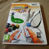 Game Party 3, pentru Wii, original, PAL, alte sute de jocuri - Jocuri WII Sega, Sporturi, 3+, Multiplayer